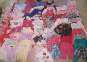 Girl clothes lot 6-12 months