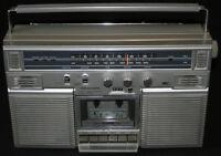 Vintage Realistic SCR-7 14-777 Ghetto Blaster