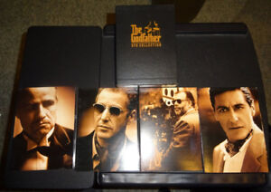 The Godfather Collection (Parts 1, 2, 3) DVD Set