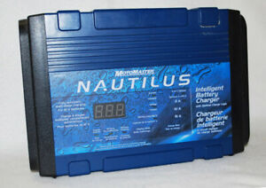 chargeur intelligent nautilus motomaster  2/10/15 A