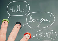 English/French Language tutor 15$/h (gr 1-12)