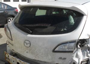 2010 & UP Mazda3 Hatchback Parts - Doors Tailgate Mirror A/C