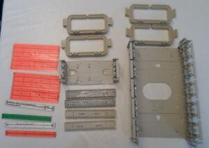NORDX bix rail pkg Includes:QMBIX10A, 1A RAILS,CABLE RI