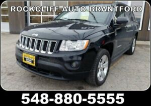 2012 Jeep Compass SPORT. PRICED TO SELL REGARDLESS OF YOUR CREDI