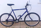 "Raleigh mountain bike. 23"" extra large frame. 26"" wheels. Fully workin"