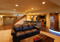 COMPLETE BASEMENT RENOS AND DEVELOPMENTS