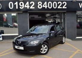 2008 08 MAZDA 3 1.6 TS 5D 105 BHP AUTOMATIC HATCH, 1 FORMER, LAST OWNER 6YRS,