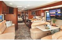 Thor palazzo diesel pusher bunkhouse