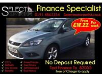 2009 Ford Focus Zetec **Automatic** 1.6