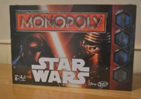 Star wars monopoly 2015 edition