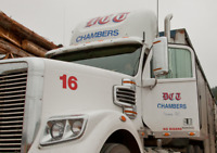 West Kelowna Class 1 Drivers Needed for Chambers Group
