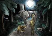 Children's Book Illustration Class!