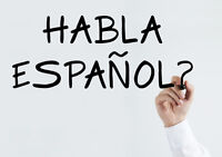 Learn to Speak Spanish with a native speaker!