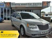 Chrysler Voyager CRD GRAND LIMITED 2.8 DIESEL AUTO