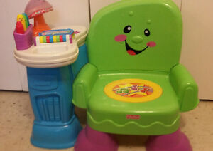 Fisher Price Song Story Learning Chair