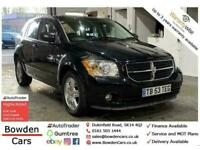 2009 Dodge Caliber 2.0 TD SXT 5dr Hatchback Diesel Manual