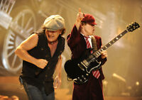 AC/DC Ford Field Tues.Sept. 8/15 7:30pm