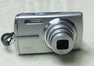 Olympus Stylus 1010 Digital Camera