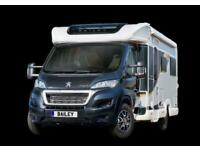 NEW 2021 Bailey Autograph 69-2 2 berth end lounge motorhome