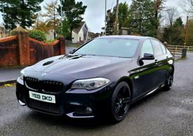 STUNNING BMW F10 520D M-SPORT LCI AUTO A4 A5 A6 A7 M5 320 F30 part ex