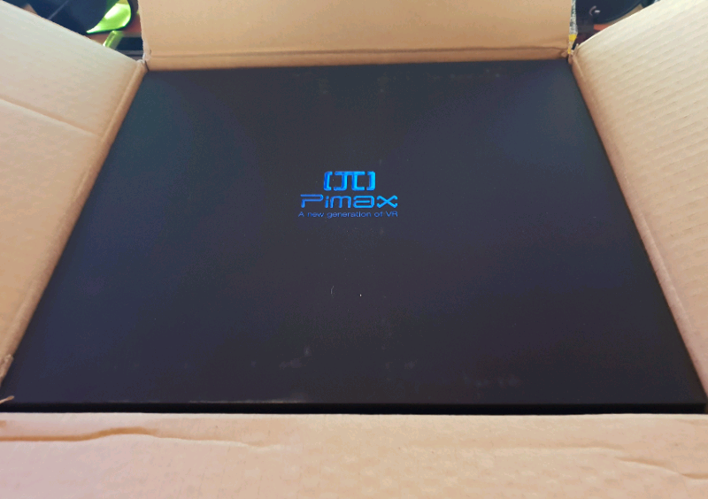 Pimax 5k+ New in box with extras! | in Norwich, Norfolk | Gumtree