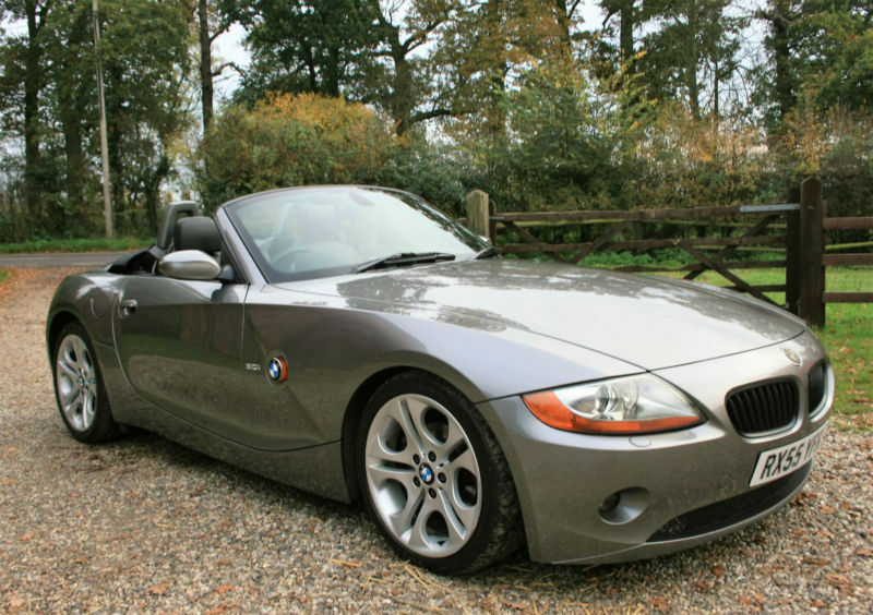2005 bmw z4 convertible manual sports roadster. Black Bedroom Furniture Sets. Home Design Ideas