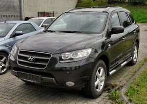 2009 Hyundai Santa Fe FOR EXPORT ONLY VUS