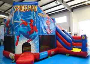 Rent Bouncy Castles at Great Prices & Free Delivery!