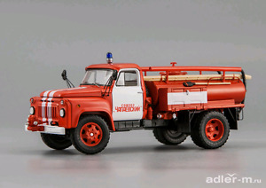 Soviet union fire truck from Dip models , 1/43