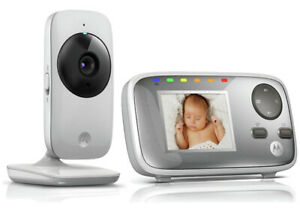 "BRAND NEW Motorola 2.4"" Video Baby Monitor Night Vision"