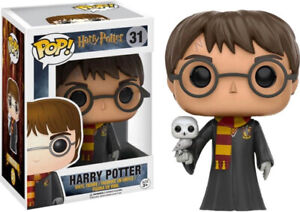 EXCLUSIVE Funko Pop HARRY POTTER w/Hedwig Owl KAYY'S Collection