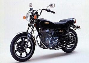 1982 Yamaha XS400 Special Parts