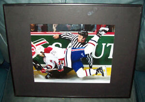 Professional Sports Photos Leafs and More Custom Framed