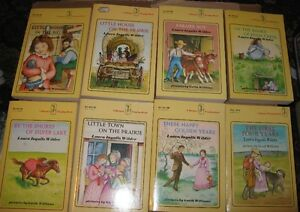 Lot of 8 Laura Ingalls Wilder books $10 for the lot