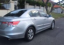 2009 Honda Accord 40TH ANNIVERSARY Woolloongabba Brisbane South West Preview