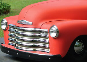 Wanted 1951 Chevy hood