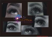 3D volume lash extensions $120. (Limited time)
