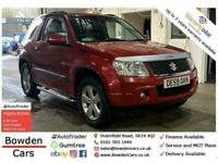 2009 Suzuki Grand Vitara 2.4 SZ4 3dr SUV Petrol Manual