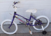 """16""""   kid's BIKE VELO Laval / North Shore Greater Montréal Preview"""