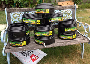 9 sets LAWN EDGING 3 7/8 IN X 20 FT Cambridge Kitchener Area image 1