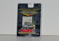 American Muscle '69 Chevy Nova 1:64 Scale Diecast