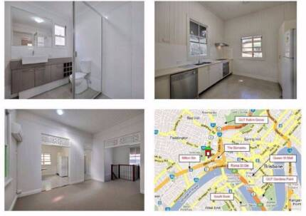Own Private Room -Brisbane City $180/wk includes Bills & Inte