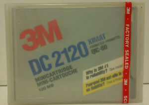 3M DC 2120 Tape Cartridges - (13)