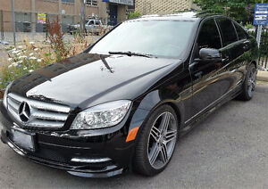 2011 Mercedes-Benz C-Class - 4 Matic Sedan, LOW KMS, MINT !!!