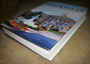 THE STORY OF BROCKVILLE ONTARIO HC Book / Dustjacket