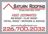 Saturn Roofing