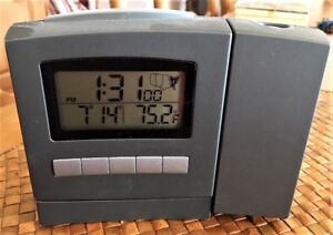 Clock and IndoorThermometer