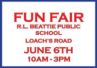 Volunteers needed for RL Beattie's Fun Fair