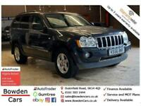2006 Jeep Grand Cherokee 3.0 CRD Limited 4WD 5dr SUV Diesel Automatic