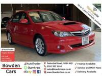 2010 Subaru Impreza 2.0 D RC 5dr Hatchback Diesel Manual